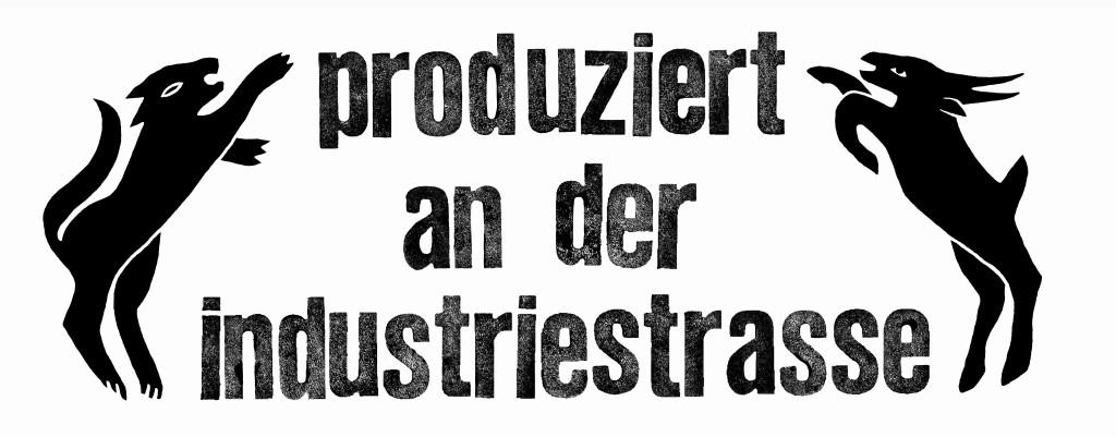 Logo Produzenten Industriestrasse